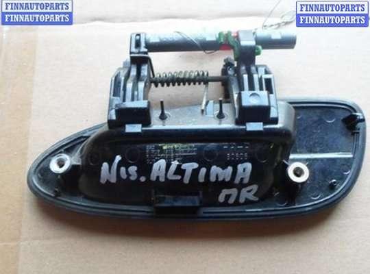 Ручка двери наружная на Nissan Altima L31 III