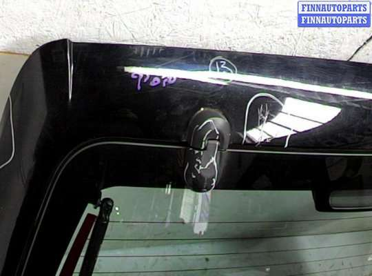 Крышка багажника на Hyundai Tucson