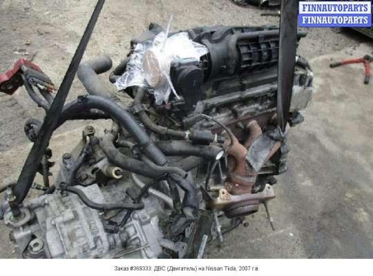 Двигатель (ДВС) MR18DE