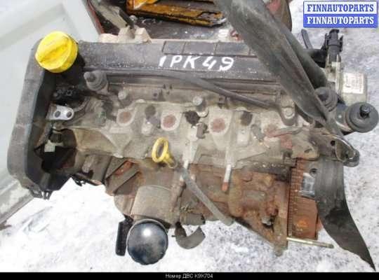 Двигатель (ДВС) K9K 702