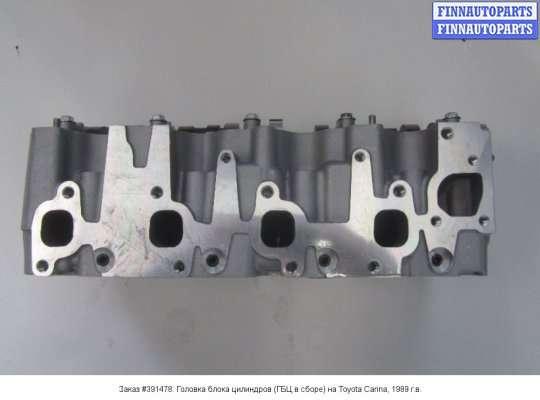 Головка блока цилиндров (ГБЦ в сборе) на Toyota Carina II T17