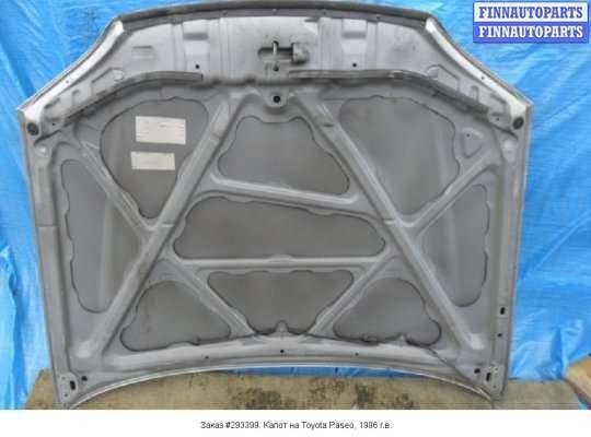 Капот на Toyota Paseo L4