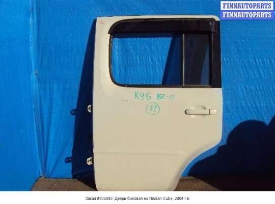 Дверь боковая на Nissan Cube Z11