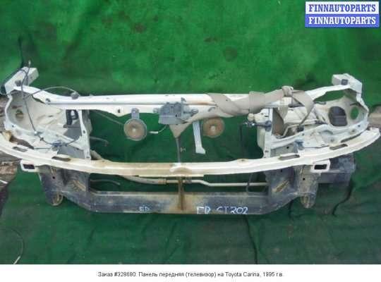 Панель передняя (телевизор) на Toyota Carina ED ST200 (правый руль)