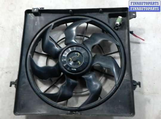 Вентилятор радиатора на Hyundai Santa Fe III (DM, NC)