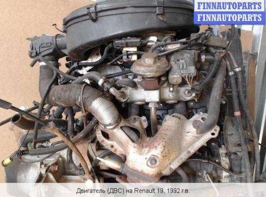 Двигатель (ДВС) F3P 706
