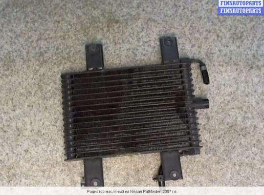 Радиатор масляный на Nissan Pathfinder III (R51)