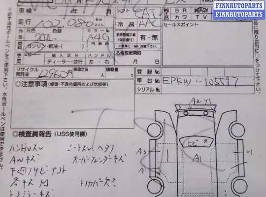 АКПП - Коробка автомат на Mazda Tribute