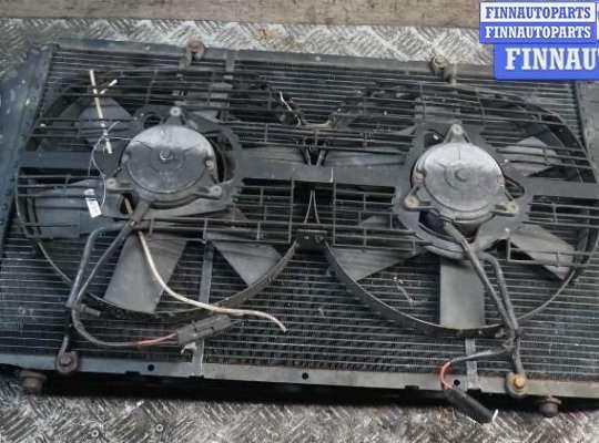 Радиатор (основной) на Renault Trafic TXW