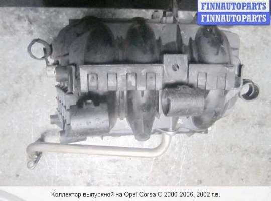 Коллектор выпускной на Opel Corsa C