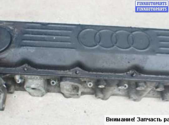 Головка блока цилиндров (ГБЦ в сборе) на Audi 100 (44Q, C3)