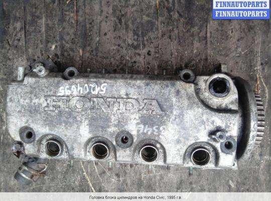 Головка блока цилиндров (ГБЦ в сборе) на Honda Civic VI (UK) Fastback/Aerodeck (MA, MB, MC)
