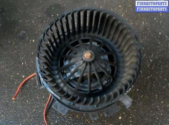Мотор отопителя (печки) на Citroen C5 II
