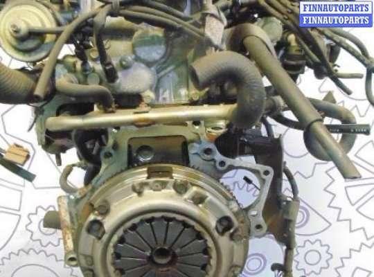 Двигатель (ДВС) FE (16V)