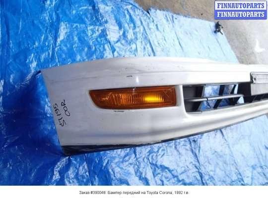 Бампер передний на Toyota Corona T19