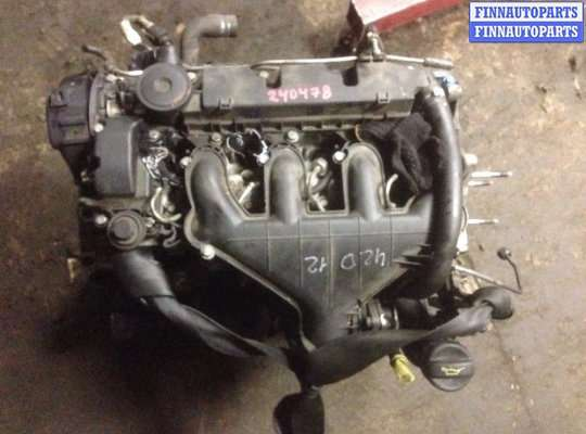 Двигатель (ДВС) RHK (DW10UTED4)