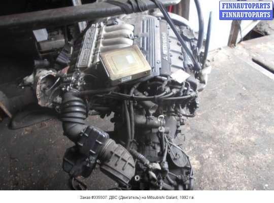 Двигатель (ДВС) 6G73