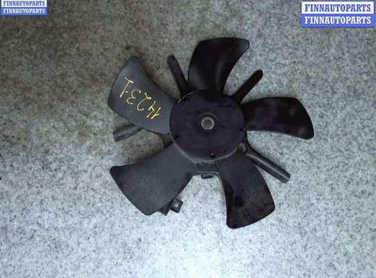 Вентилятор радиатора на Nissan Murano I