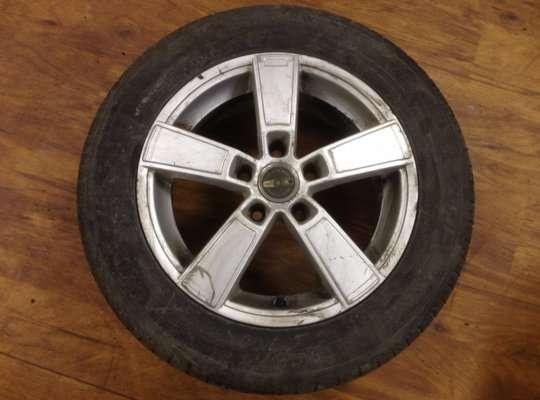 Диск колёсный на Renault Laguna I