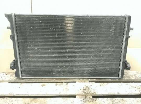 Радиатор (основной) на SEAT Toledo II (1M2)