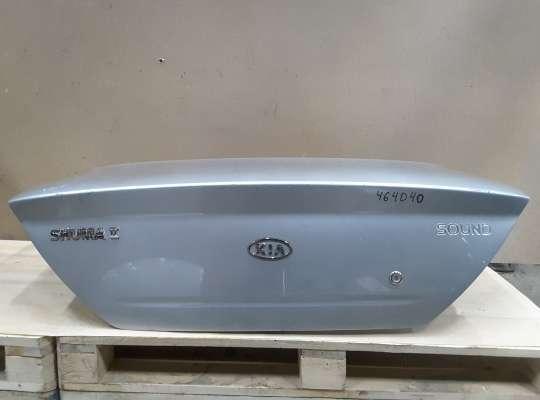 Крышка багажника на Kia Spectra