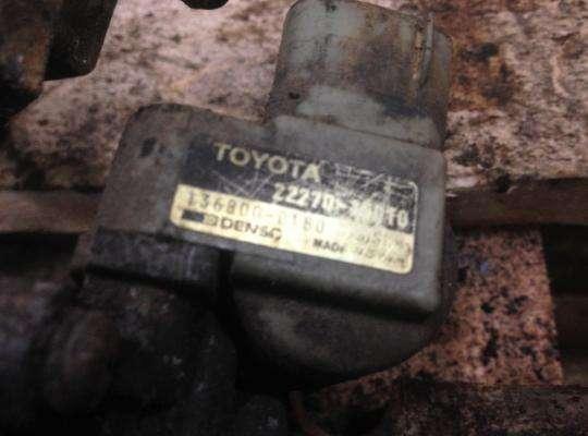 Заслонка дроссельная на Toyota Carina E T19