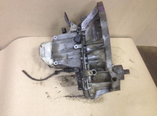 МКПП - Механическая коробка на Renault Laguna I