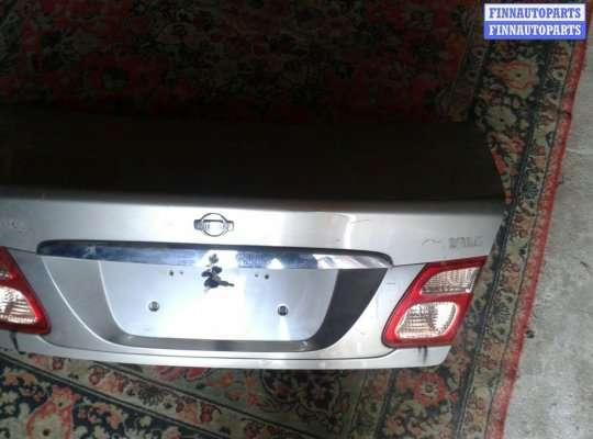 Крышка багажника на Nissan Almera II N16
