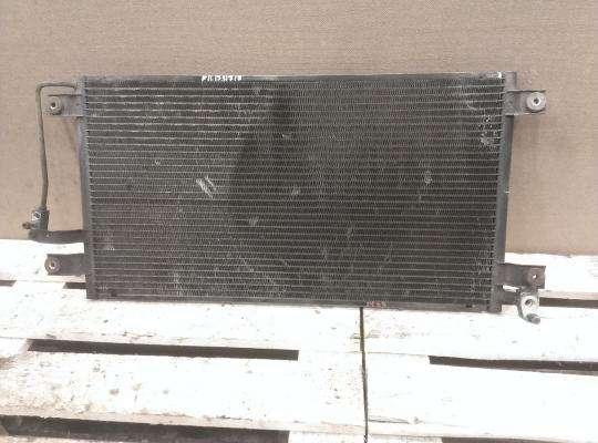 Радиатор кондиционера на SsangYong Musso FJ