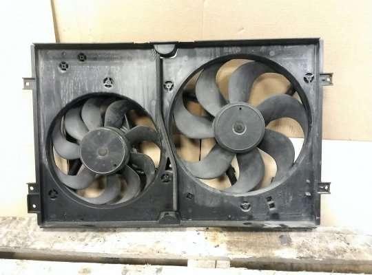 Вентилятор радиатора на Audi TT (8N) Coupe/Roadster