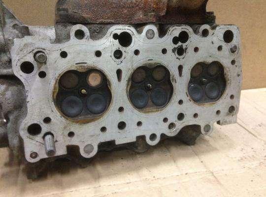 Головка блока цилиндров (ГБЦ в сборе) на Mazda Xedos 6 CA