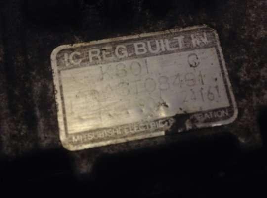 Генератор на Mazda 323 (BA) 323C/ 323F/ 323S/ 323P