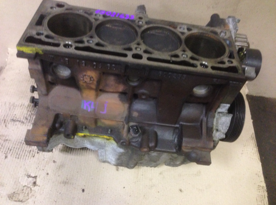 Блок ДВС (цилиндров) / Коленвал на Renault Megane I
