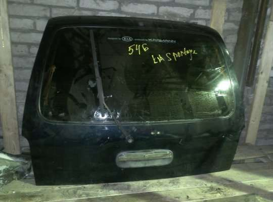 Крышка багажника на Kia Sportage I (JA, K00)