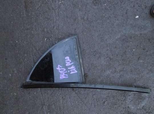 Стекло (форточка) боковой двери на Kia Rio I (DC)