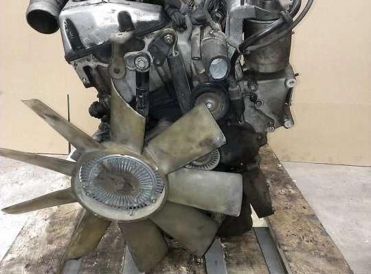 ДВС (Двигатель) на SsangYong Musso FJ