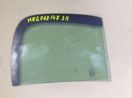 Стекло (форточка) боковой двери на Renault Megane II