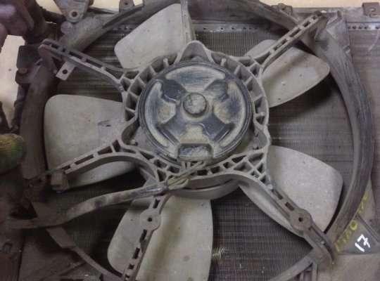 Вентилятор радиатора на Mazda Xedos 6 CA