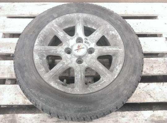 Диск колёсный на Hyundai Getz