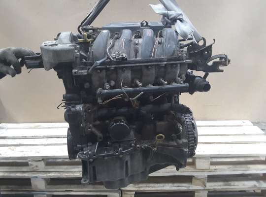 ДВС (Двигатель) на Renault Clio II