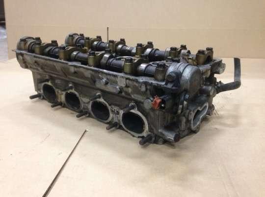 Головка блока цилиндров (ГБЦ в сборе) на Hyundai Sonata V (New EF +ТАГАЗ)