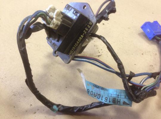 Мотор отопителя (печки) на Mazda Xedos 6 CA