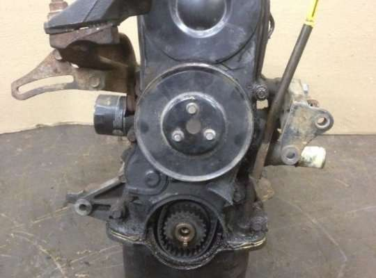 Блок ДВС (цилиндров) / Коленвал на Mazda 121 II DB