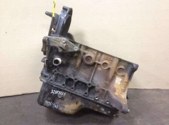 Блок ДВС (цилиндров) / Коленвал на Mazda Demio I (DW)