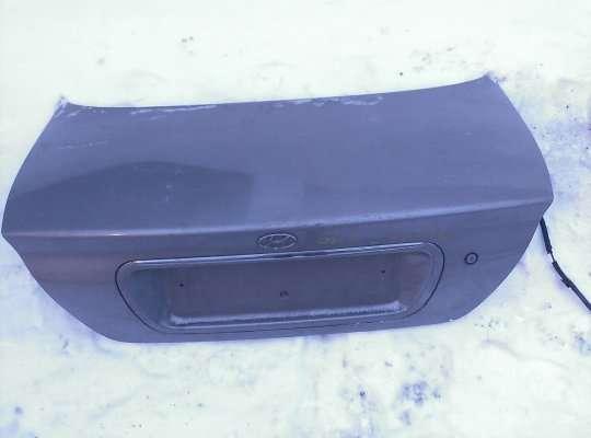 Крышка багажника на Hyundai Sonata II/III (Y3)